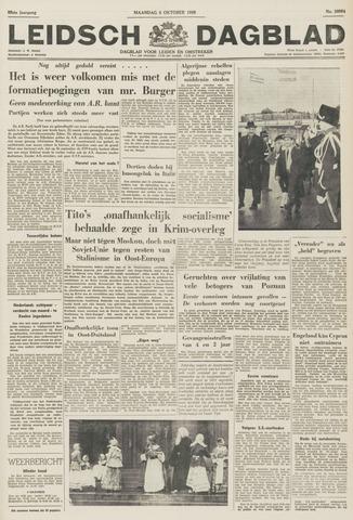 Leidsch Dagblad 1956-10-08