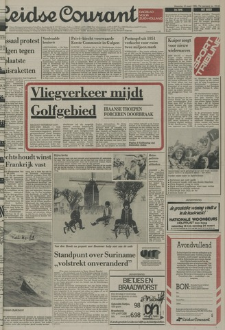 Leidse Courant 1985-03-18