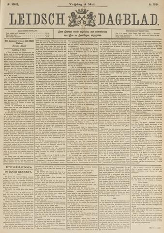 Leidsch Dagblad 1894-05-03