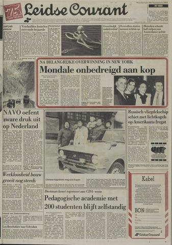 Leidse Courant 1984-04-04