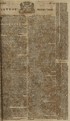 Leydse Courant 1752-10-23