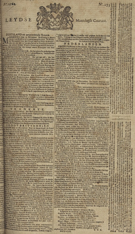 Leydse Courant 1760-12-22