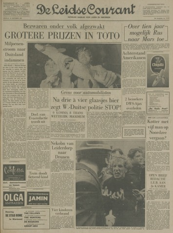 Leidse Courant 1967-10-20