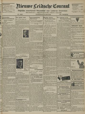 Nieuwe Leidsche Courant 1938-06-16