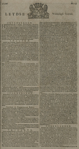 Leydse Courant 1726-11-20