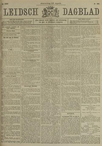 Leidsch Dagblad 1911-04-15