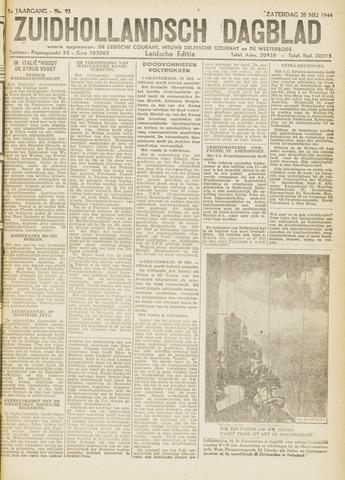 Zuidhollandsch Dagblad 1944-05-20