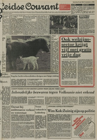 Leidse Courant 1981-04-23