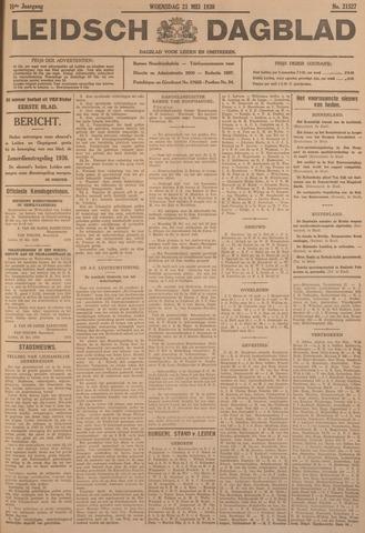 Leidsch Dagblad 1930-05-21