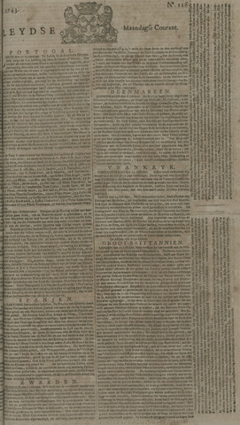 Leydse Courant 1743-10-21