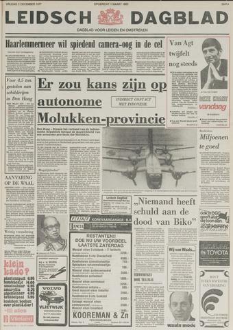 Leidsch Dagblad 1977-12-02