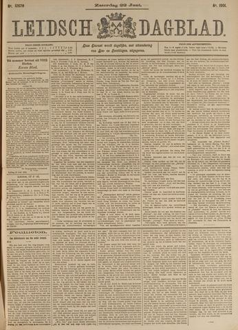 Leidsch Dagblad 1901-06-22