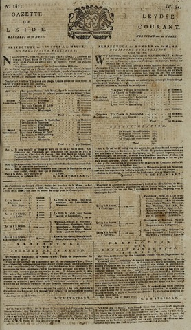 Leydse Courant 1811-03-20