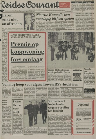 Leidse Courant 1983-02-09