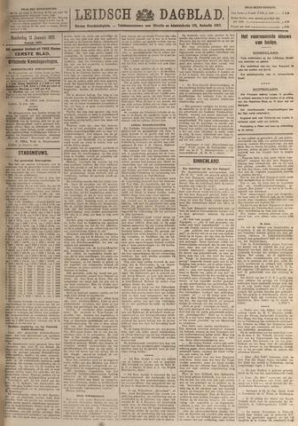 Leidsch Dagblad 1921-01-13
