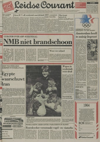 Leidse Courant 1984-08-10