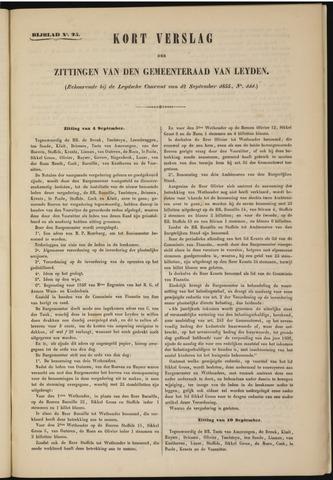 Handelingen van de Raad 1855-09-04