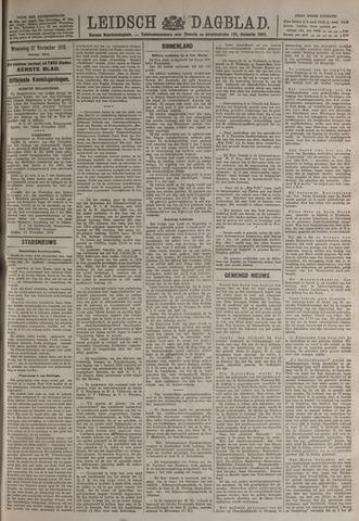 Leidsch Dagblad 1919-11-12