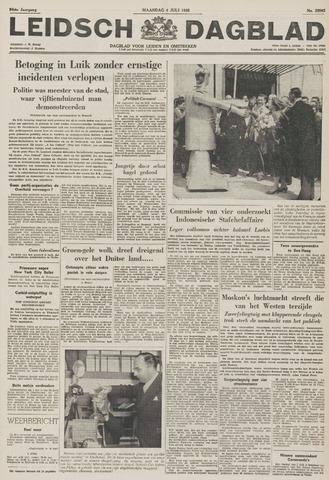 Leidsch Dagblad 1955-07-04
