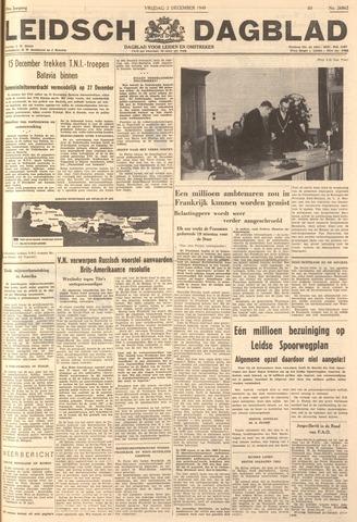 Leidsch Dagblad 1949-12-02