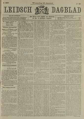 Leidsch Dagblad 1911-01-25