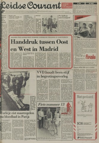 Leidse Courant 1983-07-16