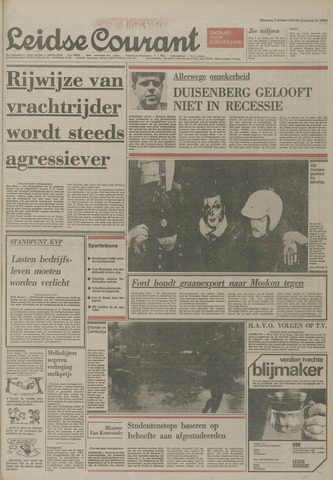 Leidse Courant 1974-10-07