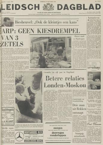Leidsch Dagblad 1970-10-27