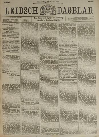 Leidsch Dagblad 1896-10-17