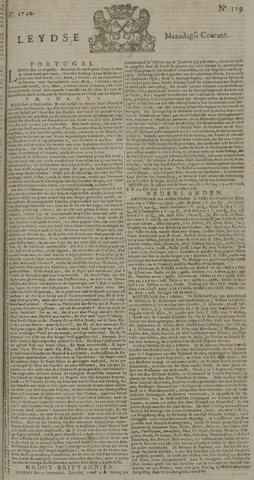 Leydse Courant 1740-10-03