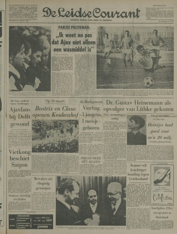 Leidse Courant 1969-03-06