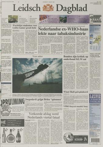Leidsch Dagblad 2000-08-03