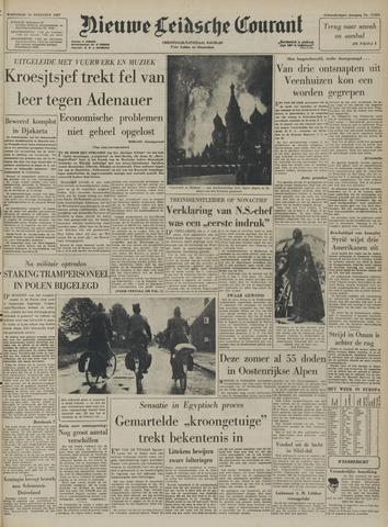 Nieuwe Leidsche Courant 1957-08-14