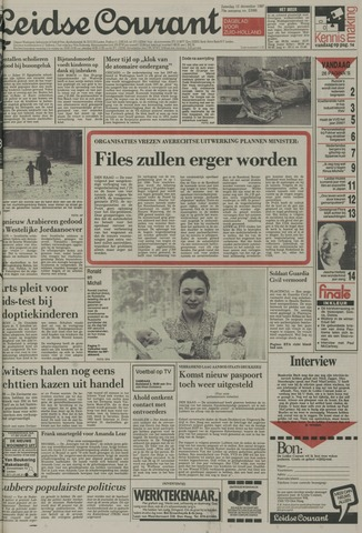 Leidse Courant 1987-12-12