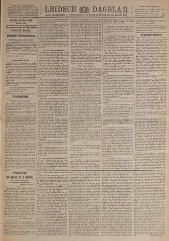 Leidsch Dagblad 1920-03-29