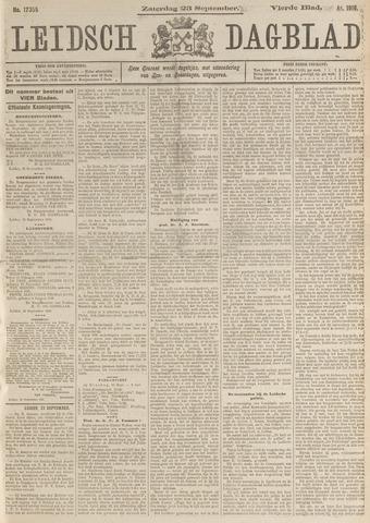 Leidsch Dagblad 1916-09-23