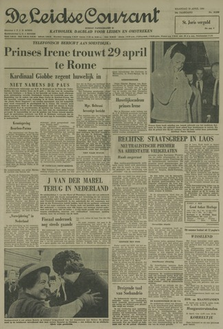 Leidse Courant 1964-04-20