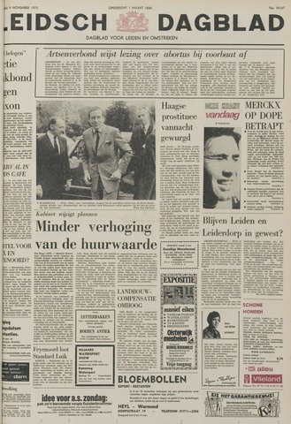 Leidsch Dagblad 1973-11-09