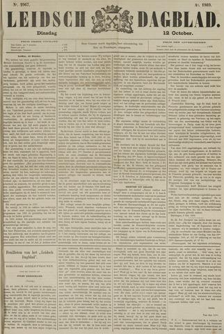 Leidsch Dagblad 1869-10-12