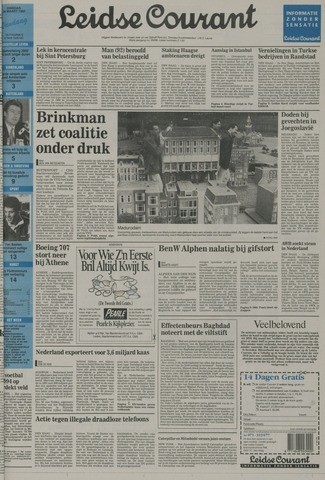 Leidse Courant 1992-03-24