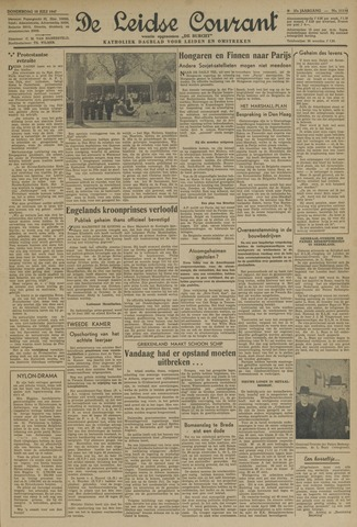 Leidse Courant 1947-07-10