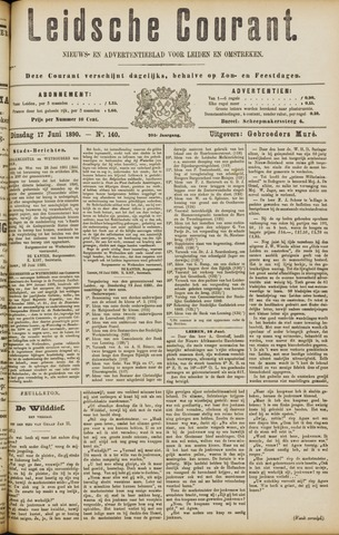 Leydse Courant 1890-06-17