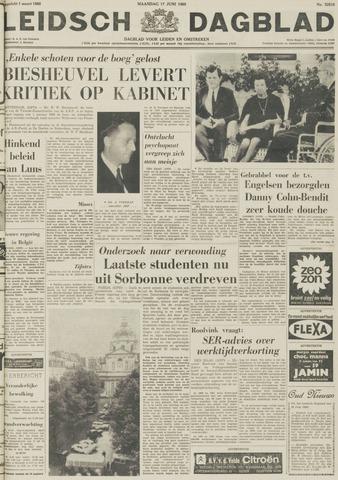 Leidsch Dagblad 1968-06-17