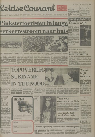 Leidse Courant 1975-05-20