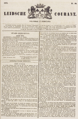 Leydse Courant 1875-02-17