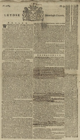 Leydse Courant 1763-03-28