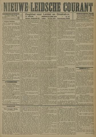 Nieuwe Leidsche Courant 1923-06-19