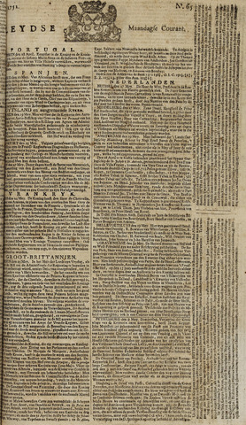Leydse Courant 1751-05-31