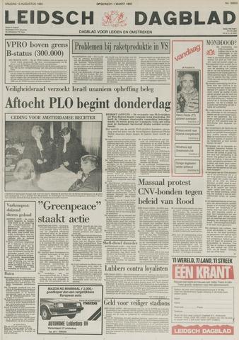 Leidsch Dagblad 1982-08-13