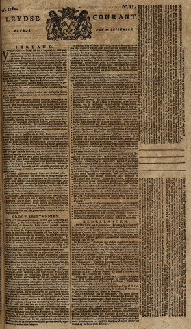 Leydse Courant 1780-09-22